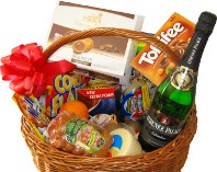 Online Gift Baskets to Romania